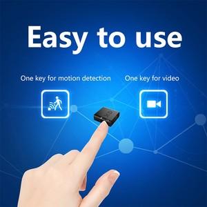 Image 2 - XD IR CUT ミニカメラ最小 1080 1080p フル HD ビデオカメラ赤外線ナイトビジョンマイクロカムモーション検出 DV セキュリティカメラ