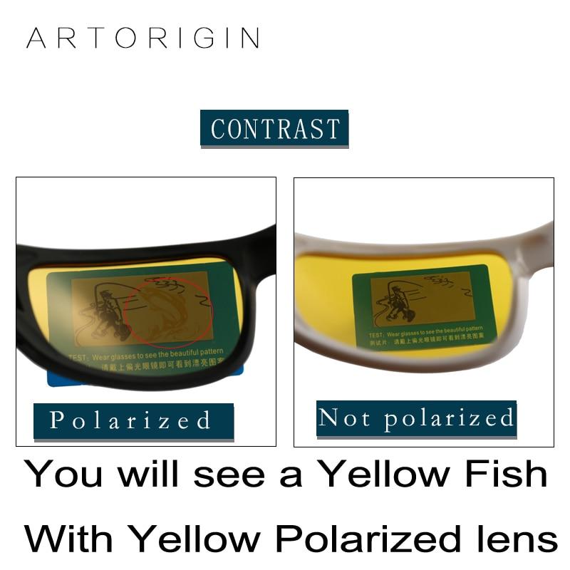 ARTORIGIN Polarizadas óculos de Sol Das Mulheres Dos Homens de Visão  Noturna óculos de Proteção Óculos de Segurança Óculos De Sol Com Caixa de  Óculos de ... fb95098bd2