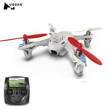 Original Hubsan H107D X4 5.8G 4CH 6-Axis FPV RC Drone Quadcopter Models Racing Multicopter Mode 2 White