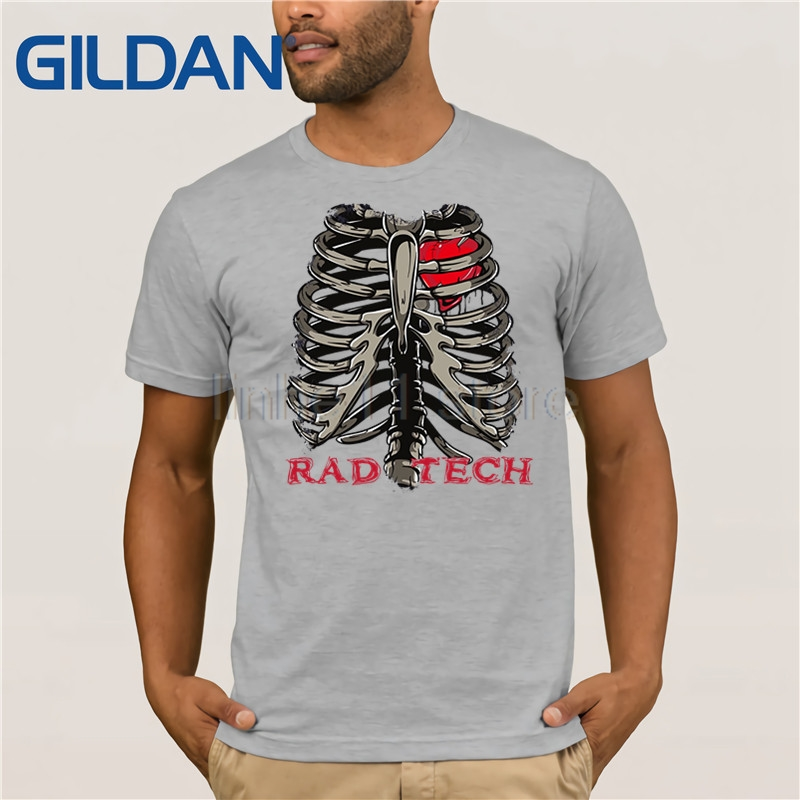 Rad Tech T-Shirt, X Ray Radiology Xray Technician Tee Gift sun men T-shirt