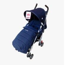 100% Marque maclaren poussettes sac de couchage, bébé poussette chancelière pour l'hiver Livraison gratuite