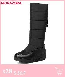 HTB1VaUoliMnBKNjSZFoq6zOSFXae MORAZORA 2019 Genuine Leather Women Sandals Hot Sale Fashion Summer Sweet Women Flats Heel Sandals Ladies Shoes Black