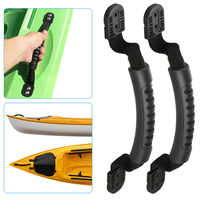 2pcs/set Boat Luggage Carry Accessories Fitting Side Mount Easy To Install Kayaks Handle PVC Equipment DIY Practical For Canoe