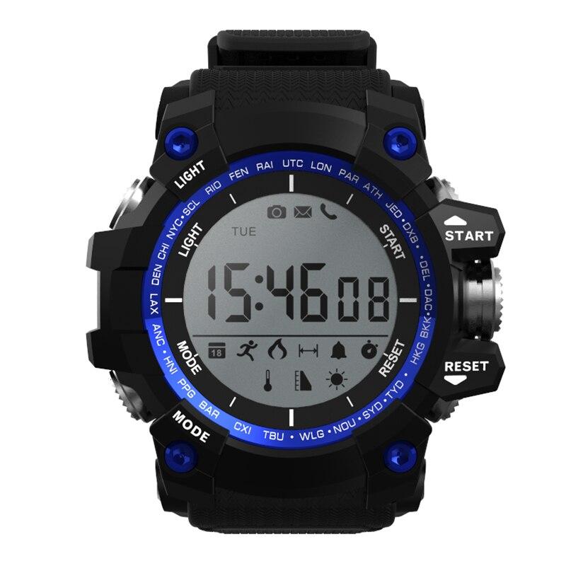 F2 Smart font b Watch b font Bracelet IP68 waterproof Outdoor Fitness Tracker Reminder Sleep Monitor