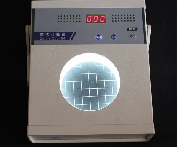 все цены на QIWEI JJ-2 Bacterial Colony Counter Colonometer Bacterial Inspection Tester Meter Biological Drug Food Hygienic Products