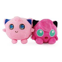 12 14cm Plush Toy Q Version Jigglypuff Wigglytuff Toys Stuffed Soft Animals Baby Dolls