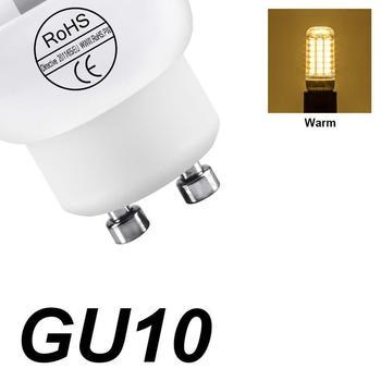 220V GU10 Led Lamp Bulb E14 Led Candle Light Bulb E27 Corn Lamp G9 Led 3W 5W 7W 9W 12W 15W Bombilla B22 Chandelier Lighting 240V 12