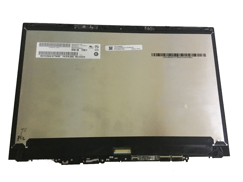 Lenovo yoga 1 and 12 lcd panel with touch