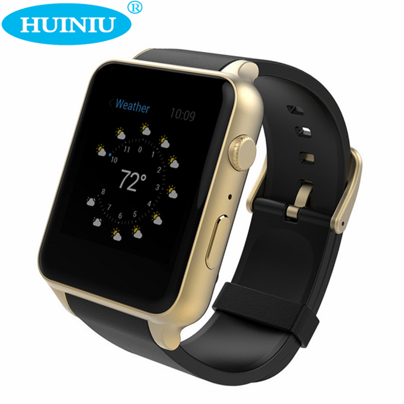 imágenes para Impermeable Reloj Inteligente Bluetooth GT88 SIM Cámara NFC Heart Rate Monitor Podómetro Gimnasio Rastreador Smartwatch Para Iphone Android