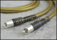 Apair Brand New Cardas Audio Cables Cardas HEXLINK GOLDEN 5C Audio Cable RCA Interconnect Cable 1M