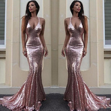 c1ba9197d9 Buy prom mermaid dress with roses and get free shipping on ...
