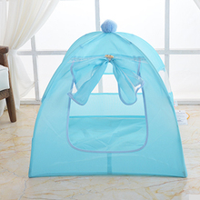Summer dog tent Breathable moisture-proof pet house Pet-friendly Waterproof nest Suitable for pets under 16 pounds