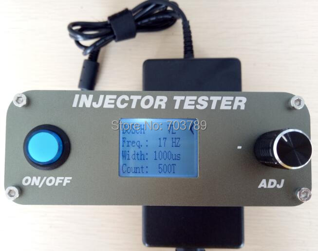 AM-CRI100 diesel fuel common rail injector tester C7 C9 HEUI simulator, Common Rail Piezo Injector Tester
