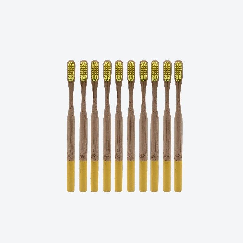 com 10 escovas de dente fibra 05