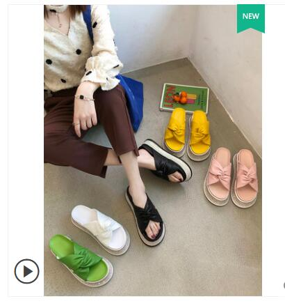 New Arrivel Women Slippers Summer Beach Shoes Flip Flops Home Slippers Fashion Lovely Female Casual Slip On Woman Shoes Flats