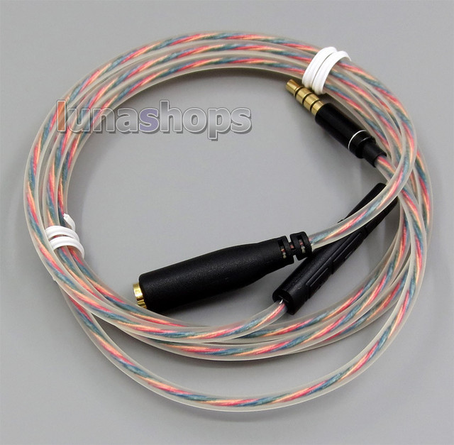 Aliexpress.com : Buy Hi OFC 3.5mm Male To Female + Mic Volume Remote ...