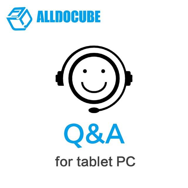 FAQ For Tablet
