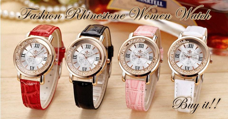 Women Leather Watch 960 500