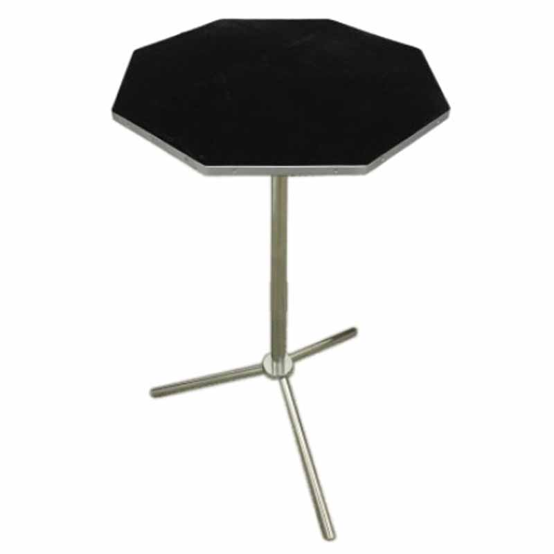 Pro Tripod Magic Table Octagonal Table Top Magic Tricks Professional Magician Close Up Stage Accessory Gimmick