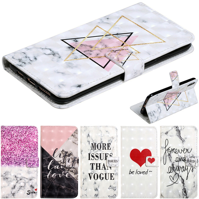 Pink Triangle Wallet Folio Purse <font><b>Case</b></font> For <font><b>iPhone</b></font> XS Max Xr X 8 Plus 7 6 6s 5 5s <font><b>SE</b></font> <font><b>Leather</b></font> Flip Cover shockproof Bag Capa image