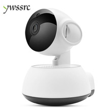 ywssrc Wireless IP Camera 720P Two Way Audio Cloud Storage WI-FI Baby Monitor Home Surveillance Security Network CCTV Camera