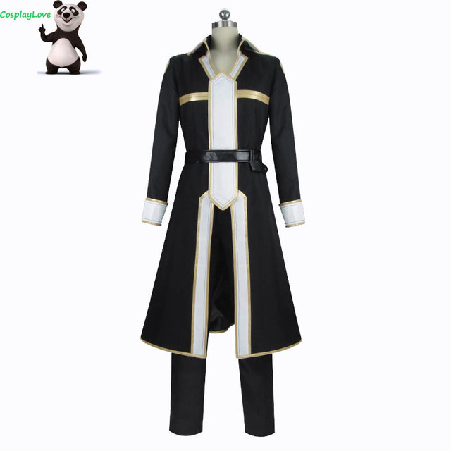 CosplayLove Sword Art Online Alicization Kirigaya Kazuto Cosplay Costume Custom Made For Christmas Halloween