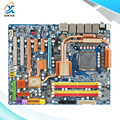 Para gigabyte ga-ep45-dq6 ep45-dq6 originais motherboard desktop usado para intel p45 atx lga 775 para ddr3 16g sata2 usb2.0
