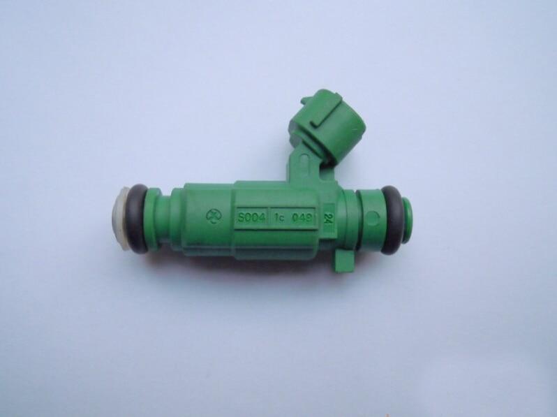 6 pcs Fuel Injector For Hyundai Accent Tiburon Sonata Kia Sportage 35310-37150