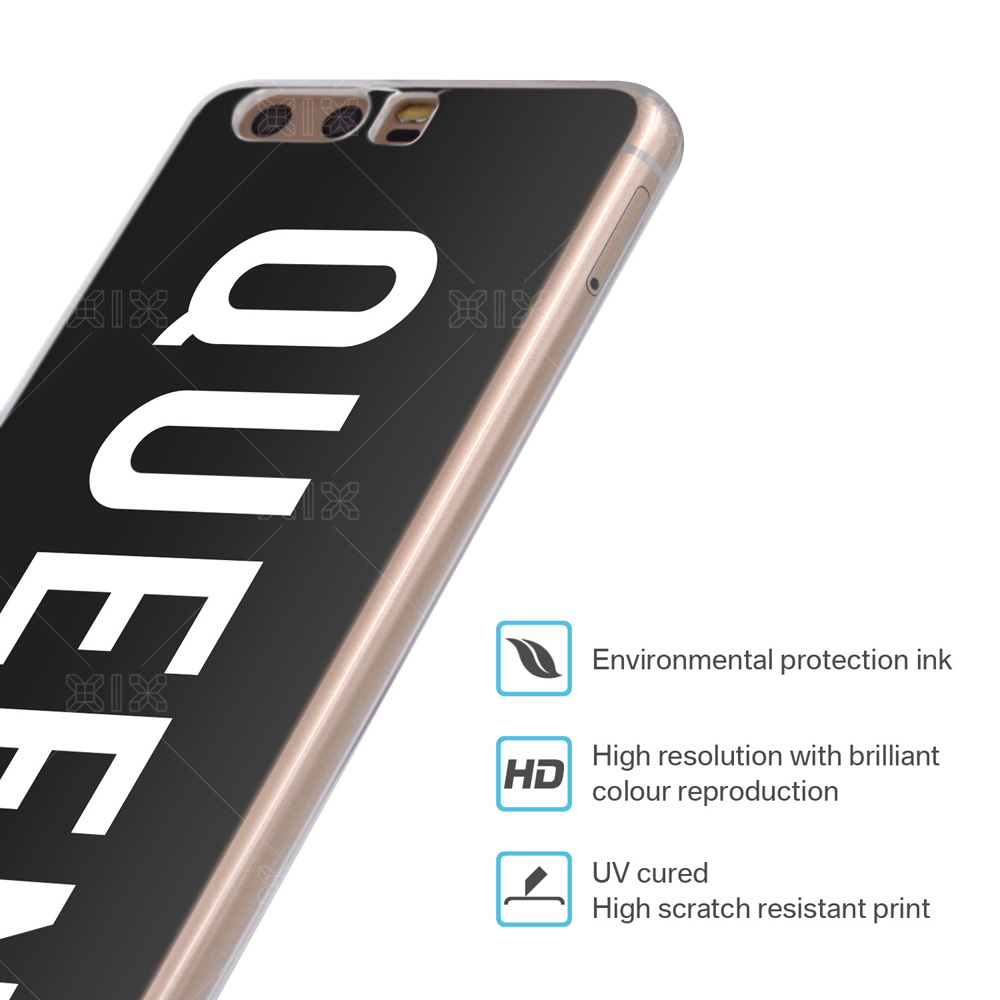 For Huawei P10 Lite Case Queen Cover Huawei P9 Lite Case 2017 P8 P9 P20 Lite Pro Plus P Smart Honor 6A 6X 7X 8 9 Nova 2 Mate 10