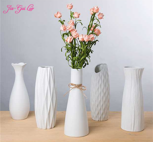 Jia Gui Luo High 235cm Vase Decoration Living Room Bar White