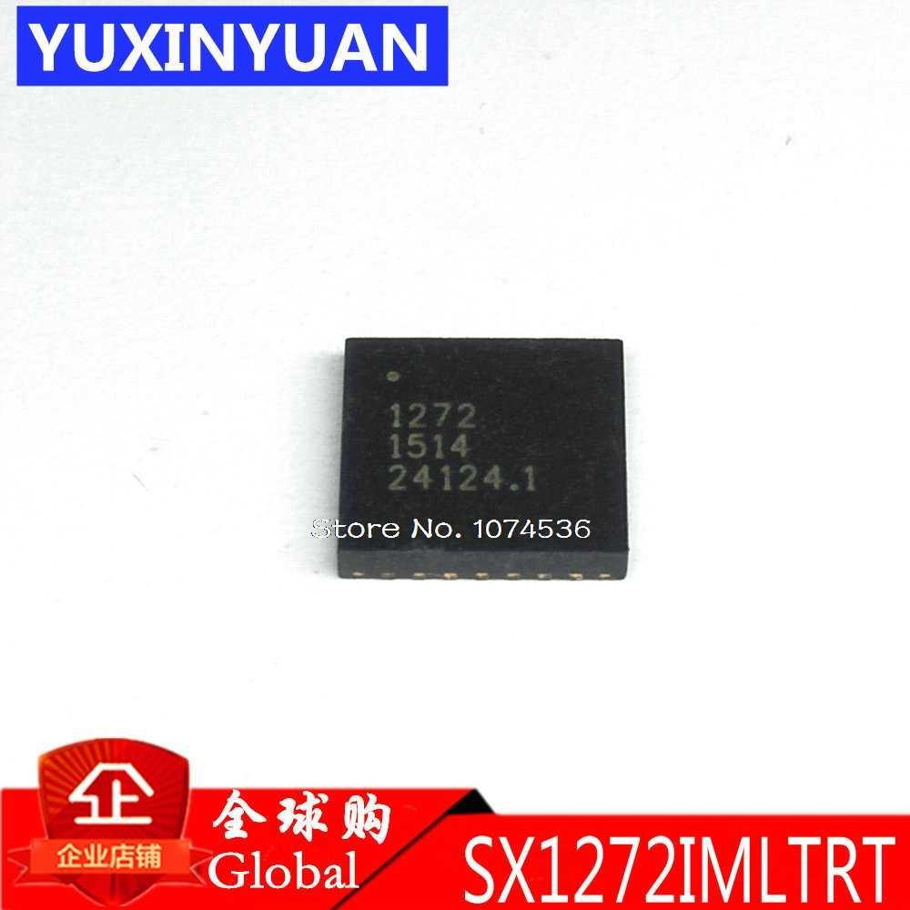 10PCS SX1272IMLTRT 1272 SX1272 QFN28