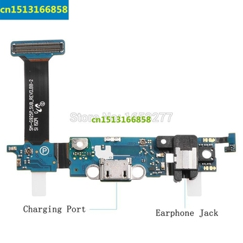 10 pieces/lot OEM Charging Port Flex Cable Replacement for Samsung Galaxy S6 Edge SM-G925P