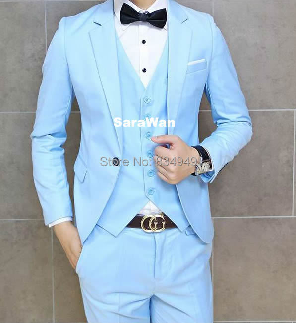 Popular Baby Blue Suits for Men-Buy Cheap Baby Blue Suits for Men ...