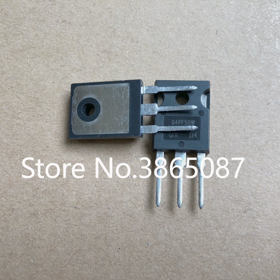 CASE IRG4PF50W Transistor N Channel IGBT TO247 MAKE International Rectifier