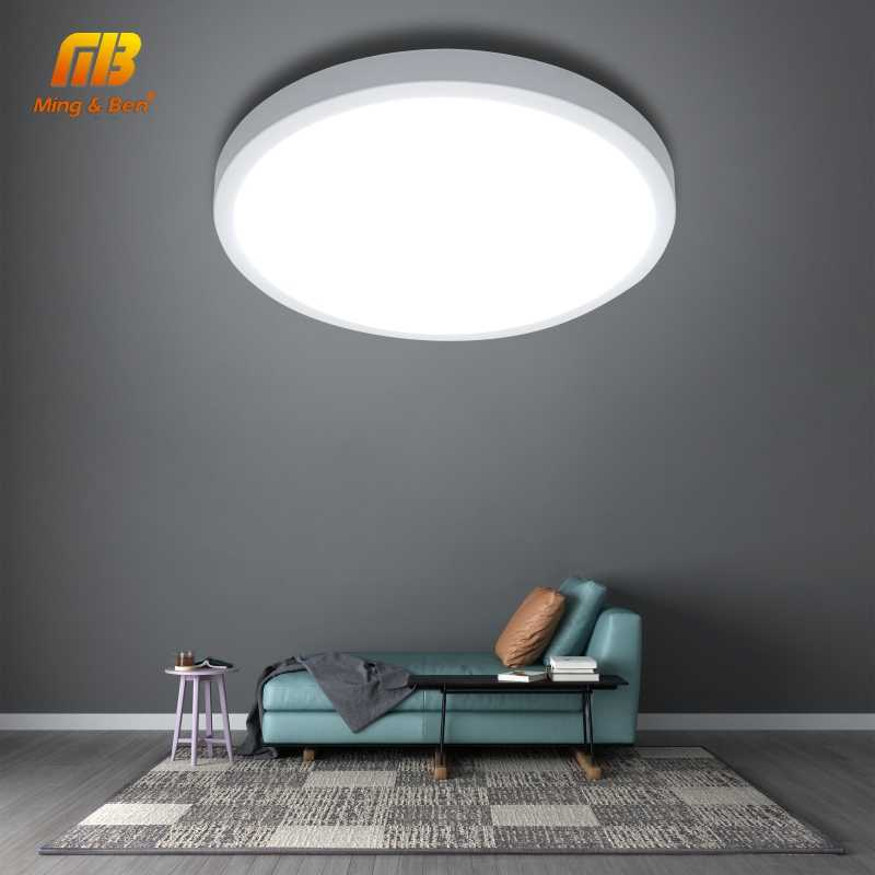 Led Panel Lamp Led Plafondlamp 48W 36W 24W 18W 13W 9W 6W down Light Opbouw Ac 85-265V Moderne Lamp Voor Thuis Verlichting