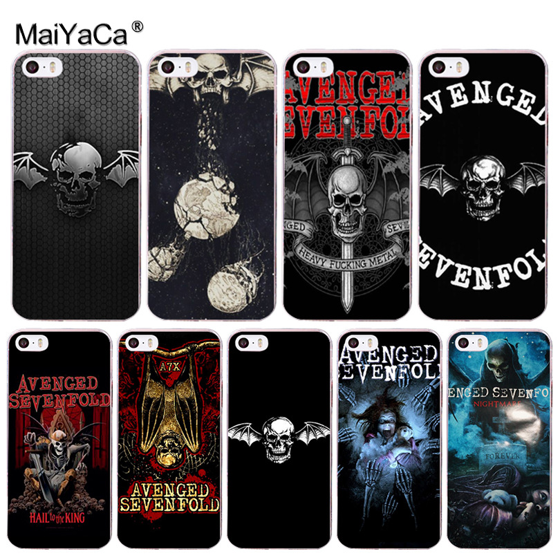 Maiyaca Space Moons Coque Shell Phone Case For Apple Iphone 8 7 6 6s Plus X 5 5s Se 5c Cellphones Cover Half-wrapped Case