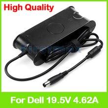 19.5 В 4.62A AC адаптер питания для ноутбука зарядное устройство для Dell Latitude D630 D630C D630N D631 D631N D800 D810 D820 D830 D830N E1505 D840