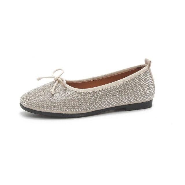 751dfc1aa99 Mvp Boy shoes woman Slip on lady flat shoes elegant dames loafers blauw  zapato ballerinas mujer zapatos de mujer de moda 2018