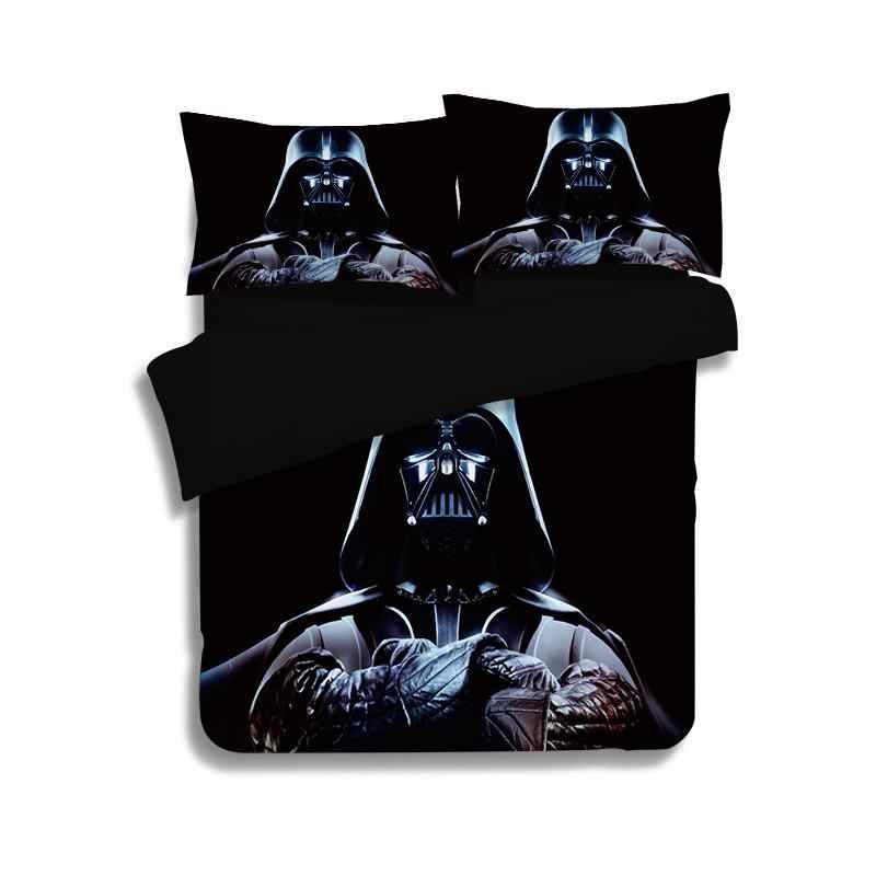 Dropshipping 3D Bedding Set Bedclothes Bed Linen Set Star Wars 3D Bedding Set Print Duvet cover Twin full queen king pillowcase