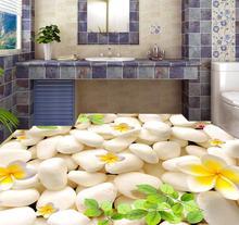 Бесплатная доставка 3D Индивидуальные камни с яичным цветком напольное покрытие живопись фото обои для стен домашний декор настенная почта