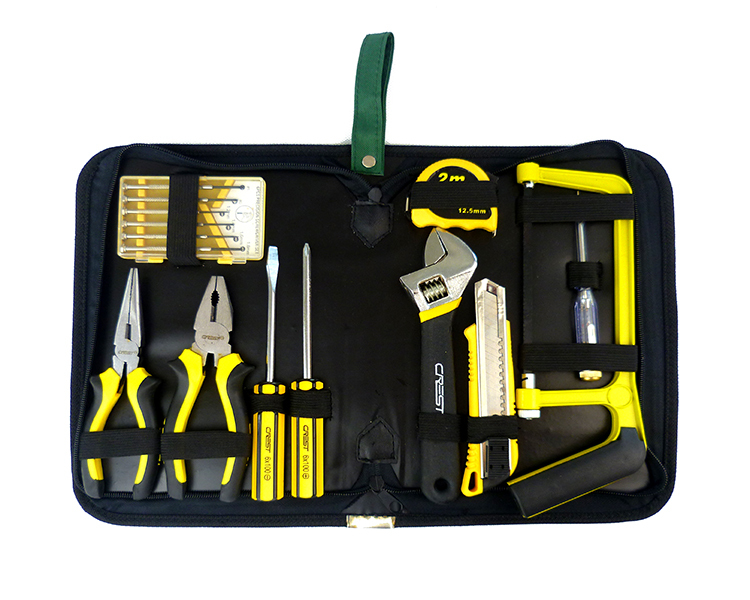 ФОТО Electrical Tool Bag Mini Screwdriver Hand Tool Set & Cabinet Auto Home Repair Kit