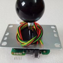 4 шт. официальный Sanwa JLF-TP-8YT джойстик с 5-контактный разъем жгута проводов для аркадных игровых автоматов аксессуары/Кабинет Запчасти