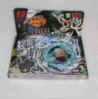 Best Birthday Gift 1pcs Beyblade Metal Fusion 4D set BLITZ UNICORNO 100RSF BB117 kids game toys children beyblade stadium Christ