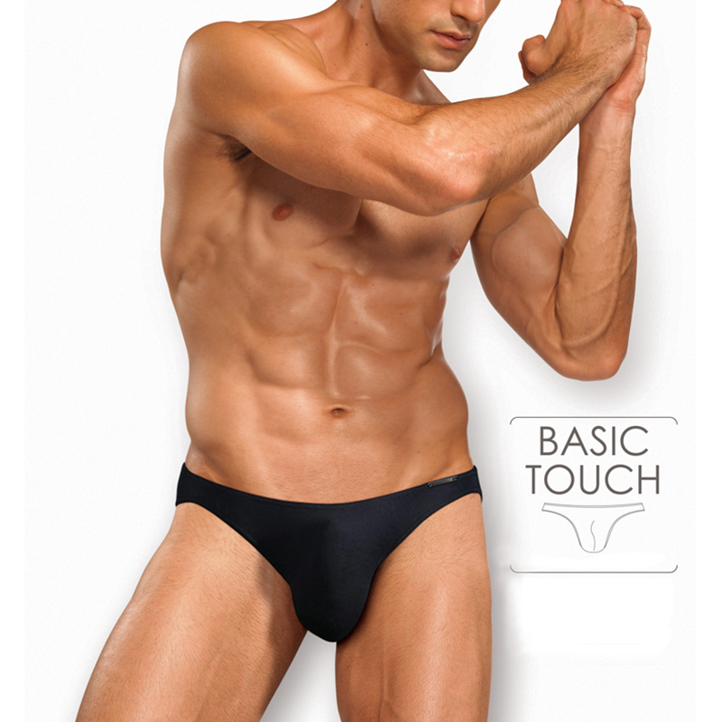 High Quality Sexy Men's Underwear Low Waist Designed Mens Briefs Brand Male Underpants Modal 4Colors