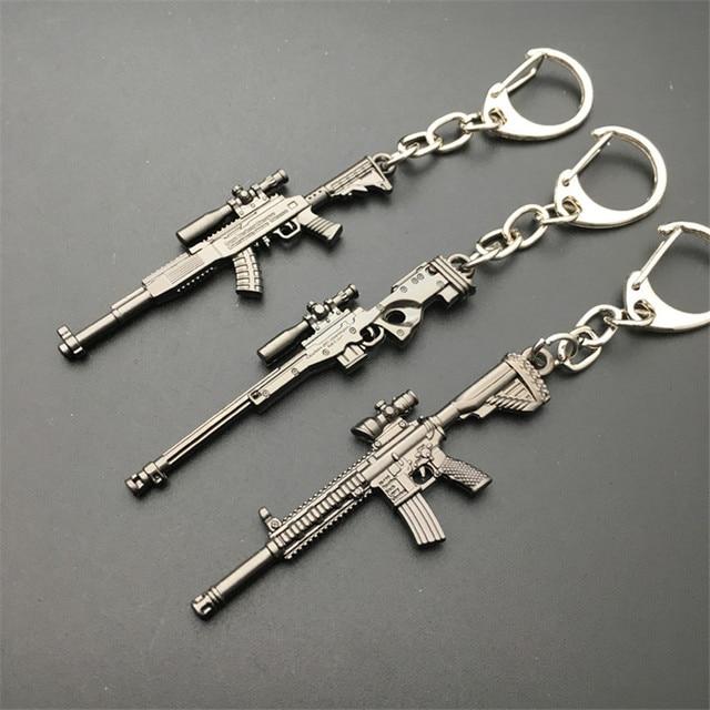 PubG CS GO Weapon Keychains
