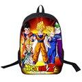 Аниме дракон мяч рюкзак мальчики девочки школьные сумки супер саян солнца Goku рюкзак для подростков дети ежедневно сумки подарок рюкзаки