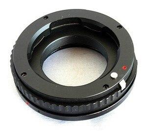 Adaptateur de montage pour objectif Leica M à Fujifilm x avec LM-FX hélicoïdal à bague Tube Macro
