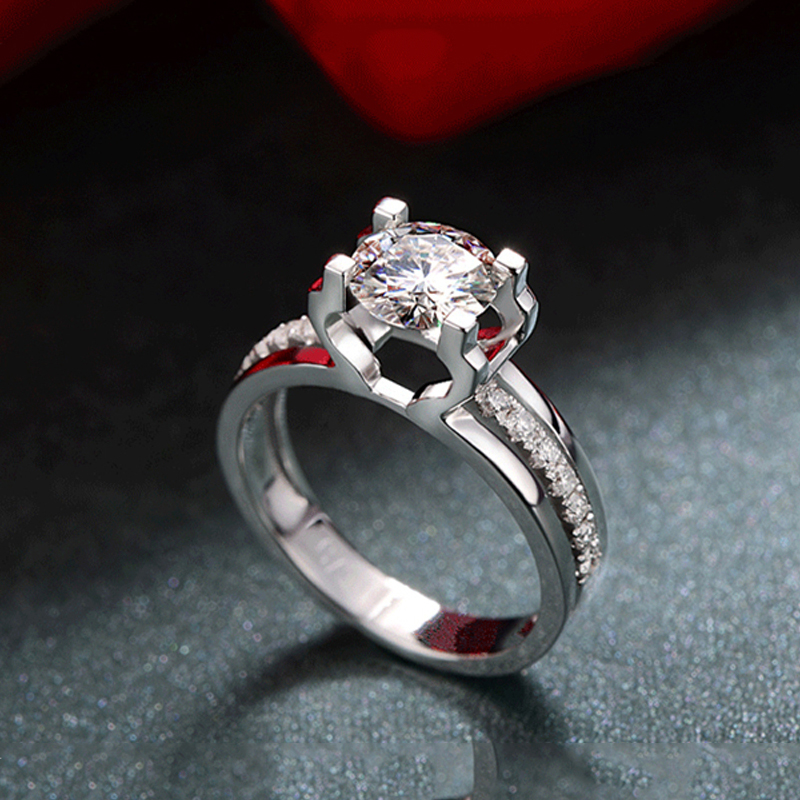 DODO&HIHANG 925 sterling wedding ring for women jewelry