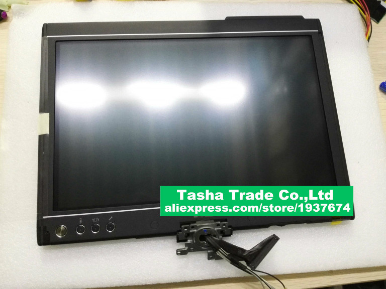 12.1 For Dell Latitude XT2 Notebook Touch Screen LCD Screen Display Assembly N245H 1280x800 B121EW1012.1 For Dell Latitude XT2 Notebook Touch Screen LCD Screen Display Assembly N245H 1280x800 B121EW10