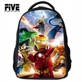 2015 Fashion Boys School Bags Children  Backpack Cartoon Bookbag,children bags mochila kids travel bags free shipping